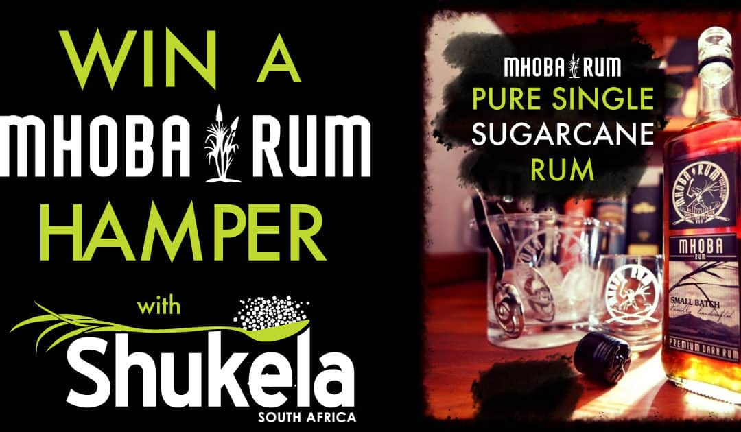 Competition: Win a Mhoba Rum Hamper