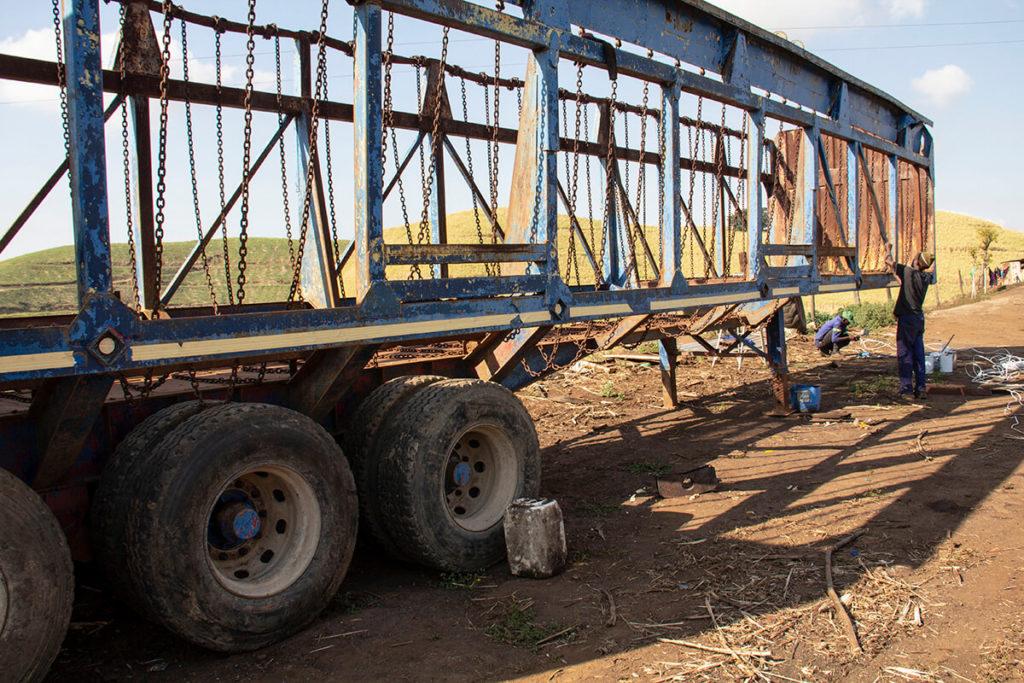 Sugar Cane Farmer -Bohlela Trailer