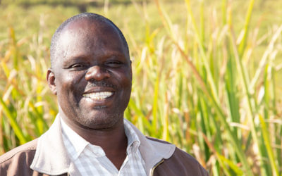 Sugarcane grower reaps benefits of hard work and determination
