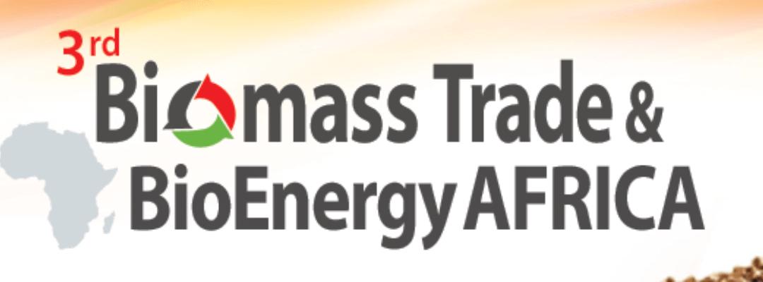 3rd Biomass Trade and BioEnergy Africa, 25-26 Sep, 2019 – Abidjan, COTE D'IVOIRE