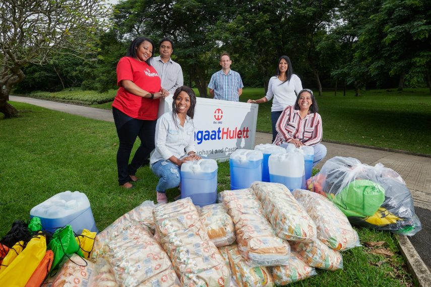 KZN businesses join forces to tackle COVID-19 and hunger